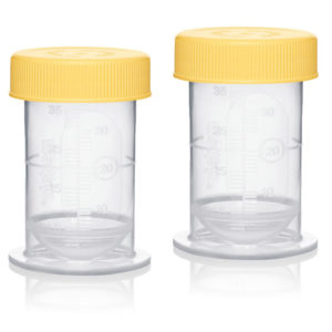 medela colostrum containers