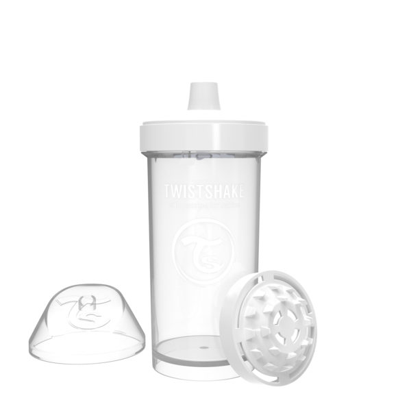 Twistshake Kid Cup White
