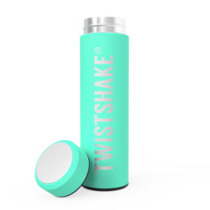 Twitshake Hot Or Cold Bottle Green