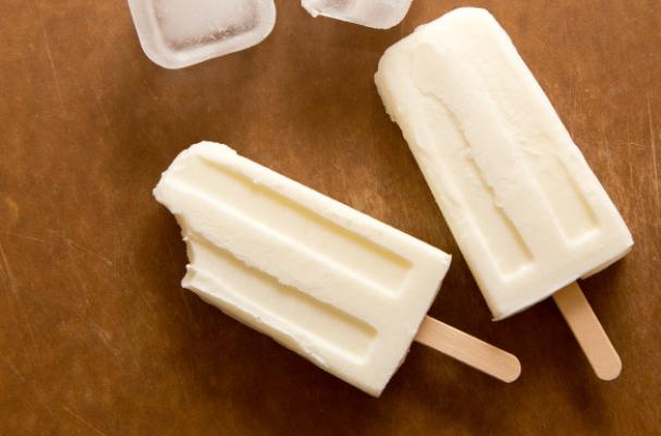 Breastmilk popsicles